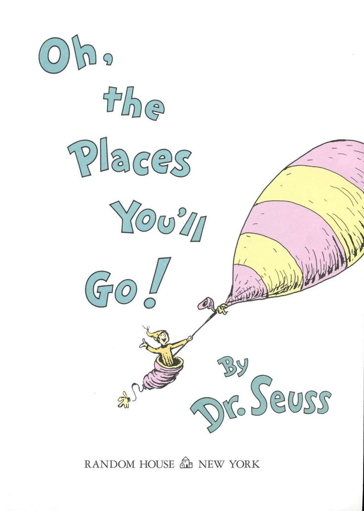 oh the places you ll go epub