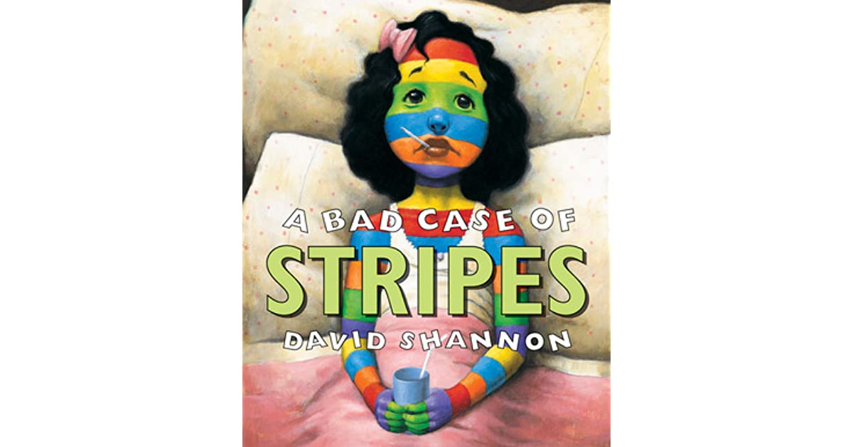 a bad case of stripes ebook