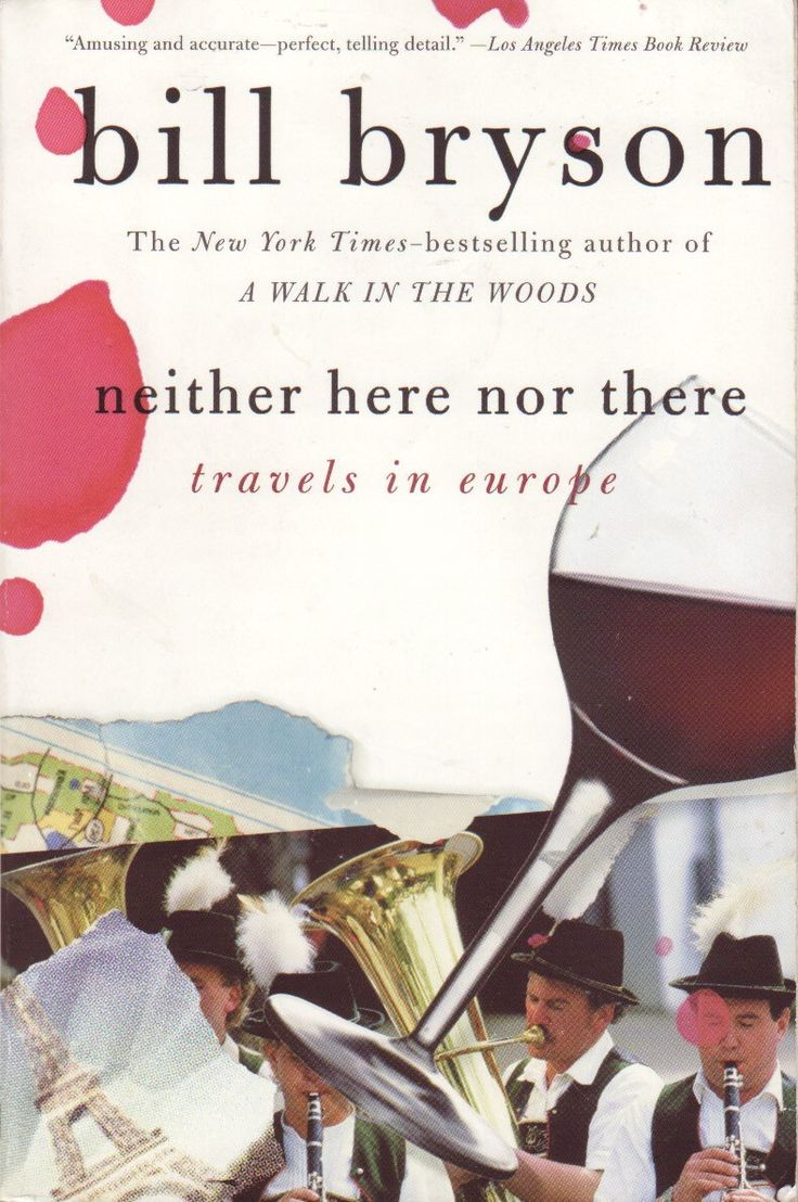 neither here nor there bill bryson epub