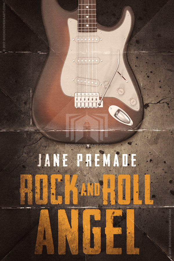 rock and roll premade ebook covers